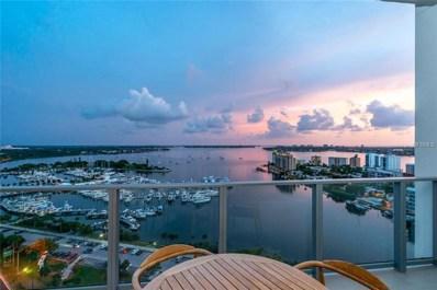 1155 N Gulfstream Avenue UNIT 1706, Sarasota, FL 34236 - MLS#: A4411015