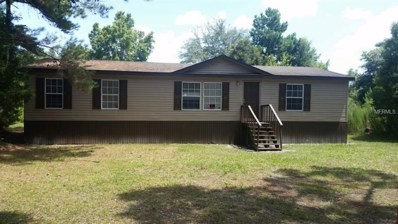 35351 Holmes Street, Webster, FL 33597 - MLS#: A4411062