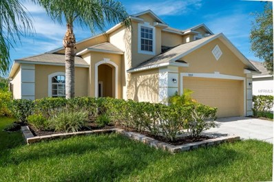 8209 Carriage Pointe Drive, Gibsonton, FL 33534 - MLS#: A4411254