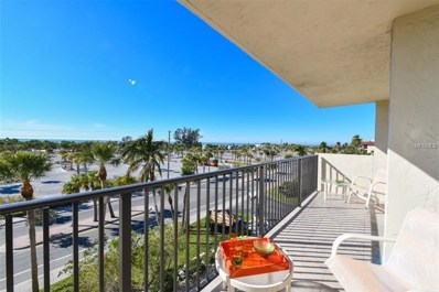 1055 Beach Road UNIT B-301, Sarasota, FL 34242 - MLS#: A4411266