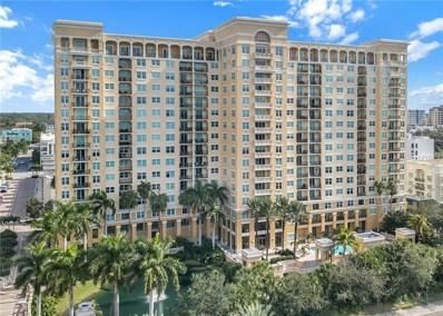 750 N Tamiami Trail UNIT 607, Sarasota, FL 34236 - MLS#: A4411323