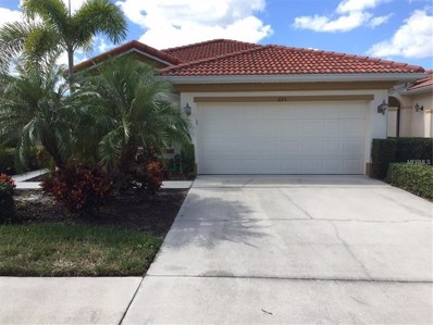 225 Mestre Place, North Venice, FL 34275 - #: A4411367