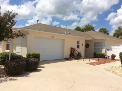 17180 SE 78TH Crowfield Avenue, The Villages, FL 32162 - MLS#: A4411429