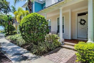 5403 Cafrey Place, Apollo Beach, FL 33572 - MLS#: A4411483
