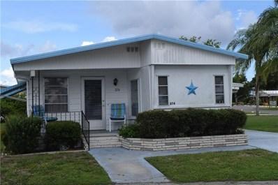6904 Cortez Road W UNIT 274, Bradenton, FL 34210 - MLS#: A4411658