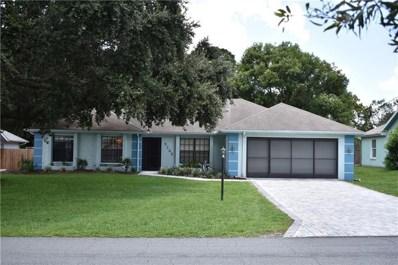 5142 Harbinger Road, Spring Hill, FL 34608 - MLS#: A4411925