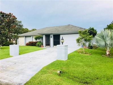 21500 Bancroft Avenue, Port Charlotte, FL 33954 - MLS#: A4412097