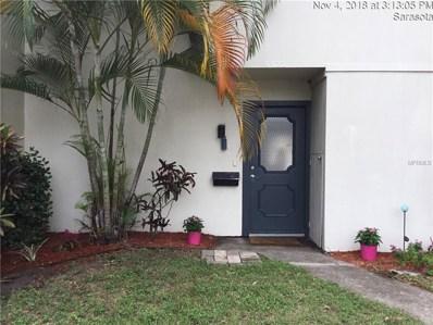 6822 Whitman Place, Sarasota, FL 34243 - MLS#: A4412119