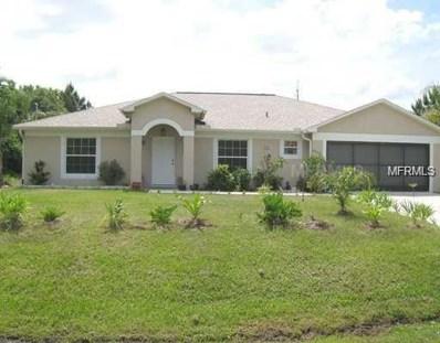 4047 Clearfield Street, North Port, FL 34286 - MLS#: A4412129