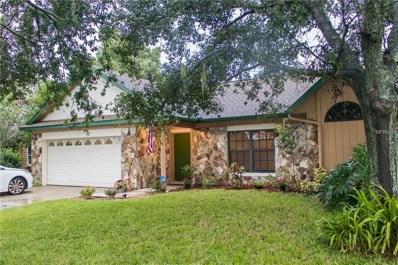 9809 Peddlers Way, Orlando, FL 32817 - MLS#: A4412561