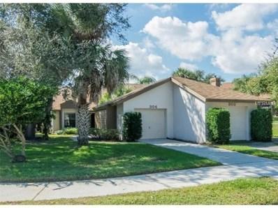 302 Parkside Lane, Safety Harbor, FL 34695 - MLS#: A4412650