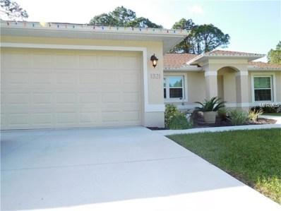 1321 S Chamberlain Boulevard, North Port, FL 34286 - MLS#: A4412841