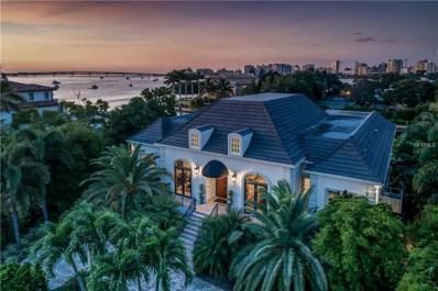 1352 Harbor Drive, Sarasota, FL 34239 - #: A4412879