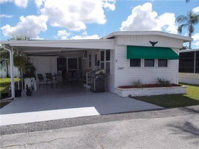 2807 17TH Street Lane W, Bradenton, FL 34205 - MLS#: A4412992