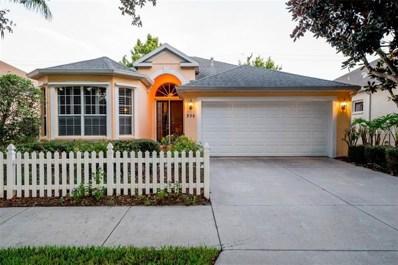 536 Meadow Sweet Circle, Osprey, FL 34229 - MLS#: A4413045