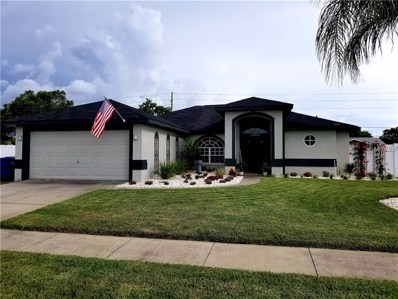8702 Pinafore Drive, New Port Richey, FL 34653 - MLS#: A4413067