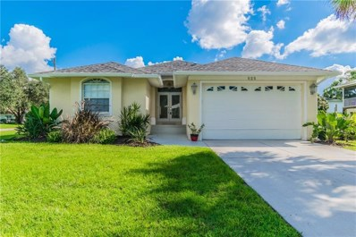 525 40TH Street W, Palmetto, FL 34221 - MLS#: A4413239
