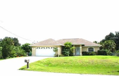 422 Ravenswood Boulevard, Port Charlotte, FL 33954 - MLS#: A4413286