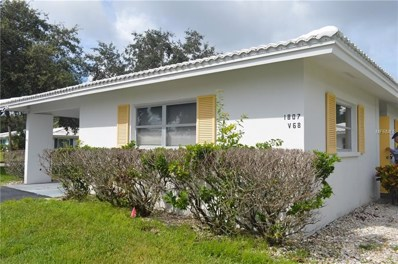 1807 Roxane Way UNIT 68, Sarasota, FL 34235 - MLS#: A4413314