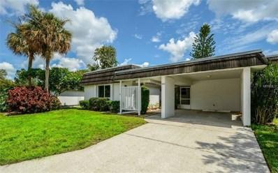 3913 Lakeside Road UNIT 170, Sarasota, FL 34232 - MLS#: A4413492