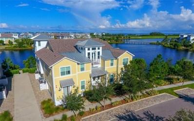 254 Sapphire Lake Drive UNIT 201, Bradenton, FL 34209 - MLS#: A4413676