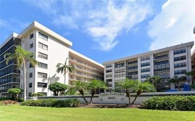 1001 Benjamin Franklin Drive UNIT 101, Sarasota, FL 34236 - MLS#: A4413852