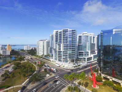 1155 N Gulfstream Avenue UNIT 307, Sarasota, FL 34236 - MLS#: A4413967