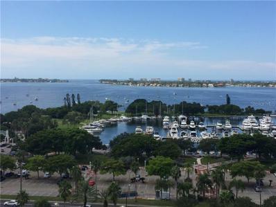 101 S Gulfstream Avenue UNIT 16H, Sarasota, FL 34236 - MLS#: A4413991