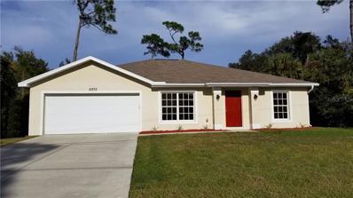 5370 Hurley Avenue, North Port, FL 34288 - MLS#: A4414154