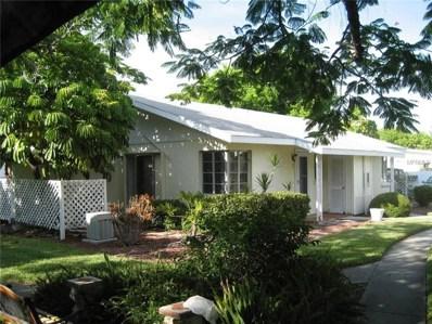 170 Roosevelt Drive UNIT 7, Sarasota, FL 34236 - MLS#: A4414548
