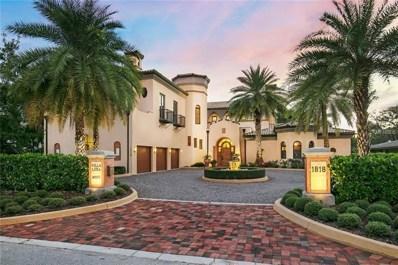 1818 N Lake Shore Drive, Sarasota, FL 34231 - MLS#: A4414868