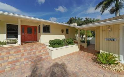 2501 Monterey Street, Sarasota, FL 34231 - MLS#: A4414907