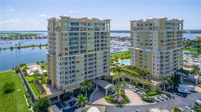 140 Riviera Dunes Way UNIT 1001, Palmetto, FL 34221 - MLS#: A4414937