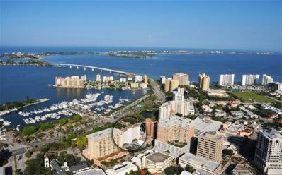 33 S Gulfstream Avenue UNIT 302, Sarasota, FL 34236 - MLS#: A4415193