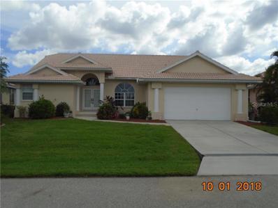 431 Panarea Drive, Punta Gorda, FL 33950 - MLS#: A4415277