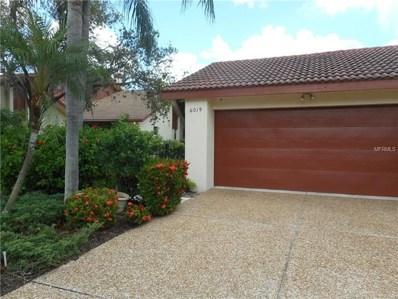 6019 Courtside Drive, Bradenton, FL 34210 - MLS#: A4415392