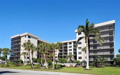 1001 Benjamin Franklin Drive UNIT 110, Sarasota, FL 34236 - MLS#: A4416071