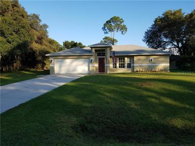 3228 Petunia Terrace, North Port, FL 34286 - MLS#: A4416131