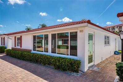 6154 Midnight Pass Road UNIT B17, Sarasota, FL 34242 - MLS#: A4416316