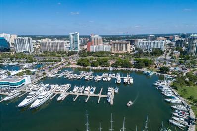 101 S Gulfstream Avenue UNIT 8D, Sarasota, FL 34236 - MLS#: A4416328