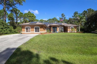 5320 Shaffer Avenue, North Port, FL 34291 - MLS#: A4416364