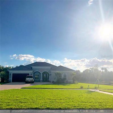 16211 Mulholland Road, Parrish, FL 34219 - MLS#: A4416425