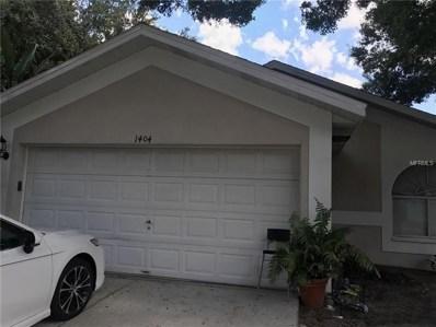 1404 Mohrlake Drive, Brandon, FL 33511 - MLS#: A4416591
