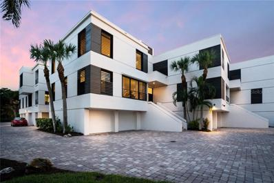 222 Beach Road UNIT 4, Sarasota, FL 34242 - MLS#: A4416747