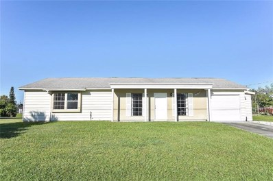 1579 Beacon Drive, Port Charlotte, FL 33952 - MLS#: A4416825