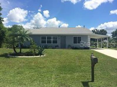 3340 Elkcam Boulevard, Port Charlotte, FL 33952 - MLS#: A4416946
