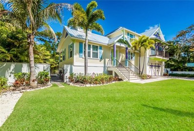210 75TH Street, Holmes Beach, FL 34217 - MLS#: A4417040