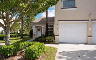 6311 Bay Cedar Lane UNIT 101, Bradenton, FL 34203 - MLS#: A4417095
