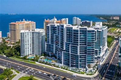 1155 N Gulfstream Avenue UNIT 705, Sarasota, FL 34236 - MLS#: A4417423