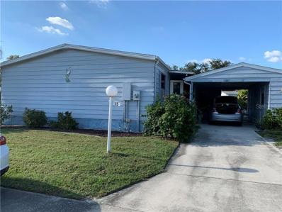 15 Meadow Circle, Ellenton, FL 34222 - MLS#: A4417601
